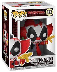 FUNKO POP DEADDPOLL Clown 7,99 y muchos mas