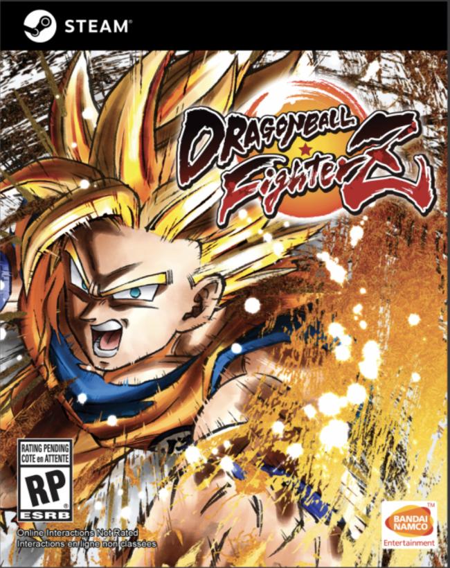 Dragon Ball FighterZ (Key Steam Edición base)