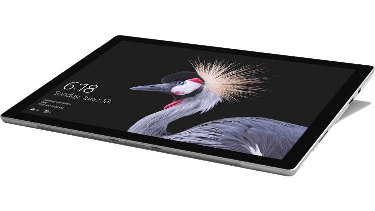 "Microsoft Surface Pro 12,3"" i7 8GB RAM 256GB SSD"
