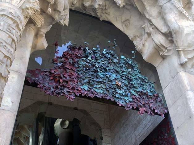 Sagrada Familia, visitas GRATIS para desempleados (Barcelona)