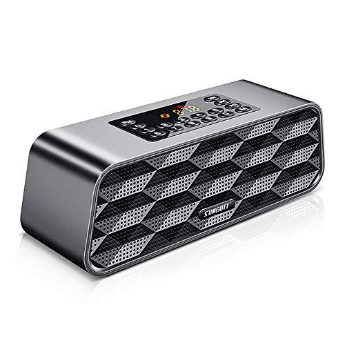 Altavoz Bluetooth con Radio FM y Reproductor de MP3