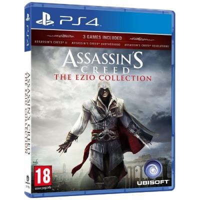Assassin's Creed: The Ezio Collection (PS4 - Fisico)