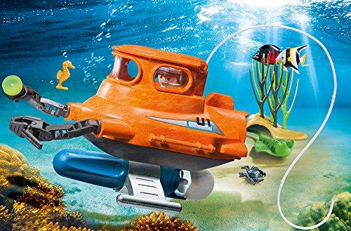 ¡Playmobil Submarino con Motor sólo 14,67€! Envío gratis Prime