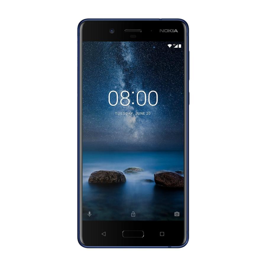 Nokia 8 Snapdragon 835 solo 179€ (desde Europa)