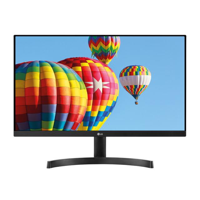 """Monitor PC LG 24MK600M 60,4 cm (23,8"""") Full HD IPS LED"""