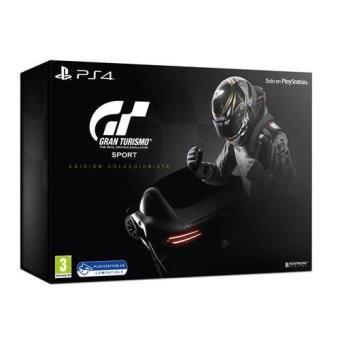 Gran Turismo Sport Edición Coleccionista PS4, GT Conducción