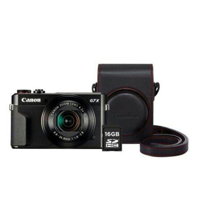 Canon PowerShot G7X mkII kit