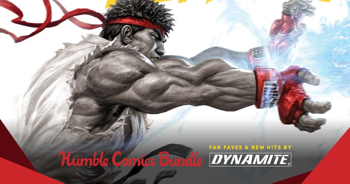 Humble Comics Bundle