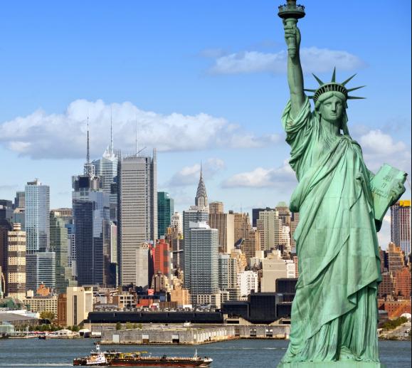 Nueva York 512€/p= 7 noches en hotel + vuelos directos