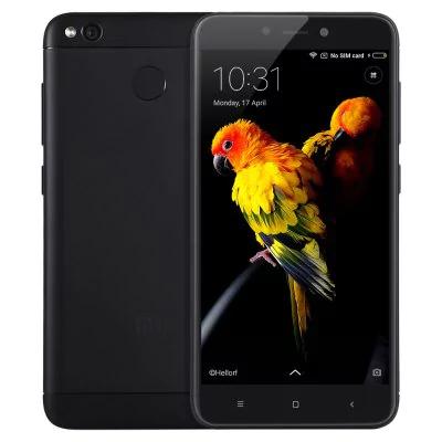 Xiaomi Redmi 4X 4G Smartphone 3GB RAM / 32GB ROM Color NEGRO