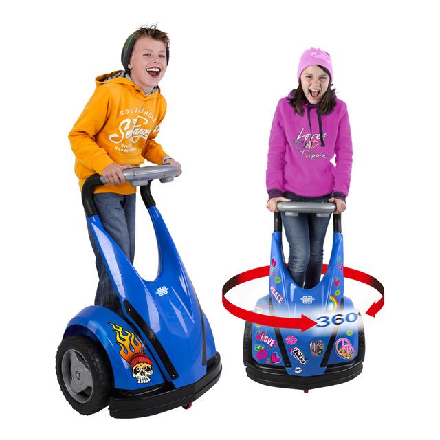 Dareway eléctrico niños solo 89€ el corte ingles