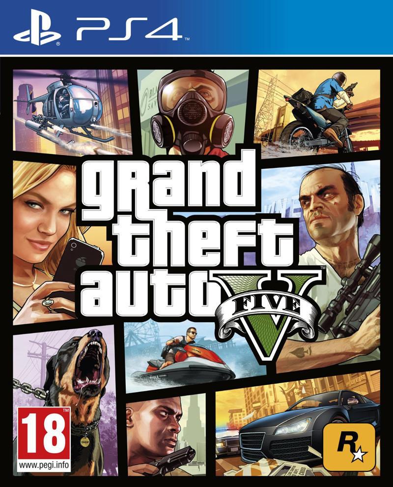 GTA V PS4/XBOX ONE por solo 16.45€!