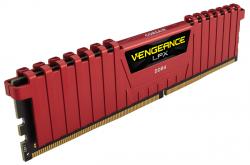Corsair Vengeance LPX Rojo DDR4 3000MHz 16GB 2x8GB CL15 - Precio Minimo