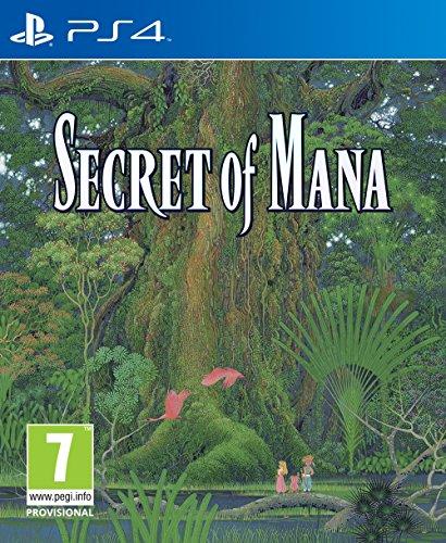Secret of Mana para PS4