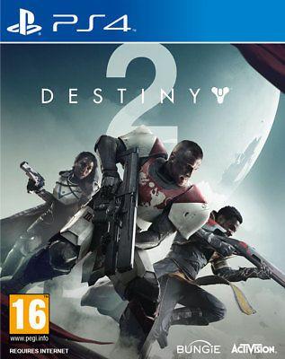 Destiny 2 físico para PS4 por 5,63€ con envío desde Inglaterra