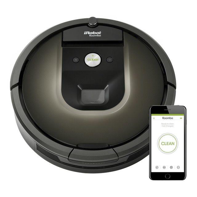 Aspiradores Roomba en el día sin IVA del Corte Inglés