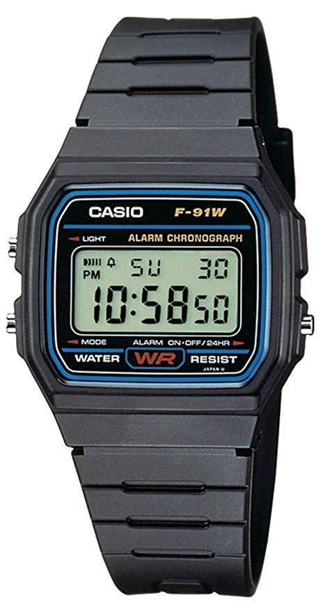 Reloj Casio clásico con envío prime