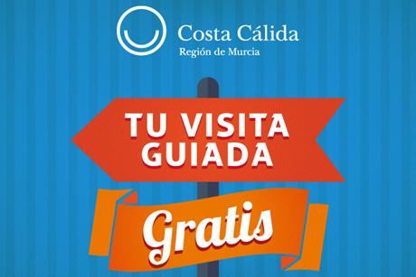 CONOCE TODA MURCIA -VISITAS GUIADAS GRATUITAS -