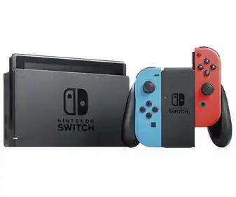 Consola Nintendo Switch (Color,Gris) Alcampo De Motril