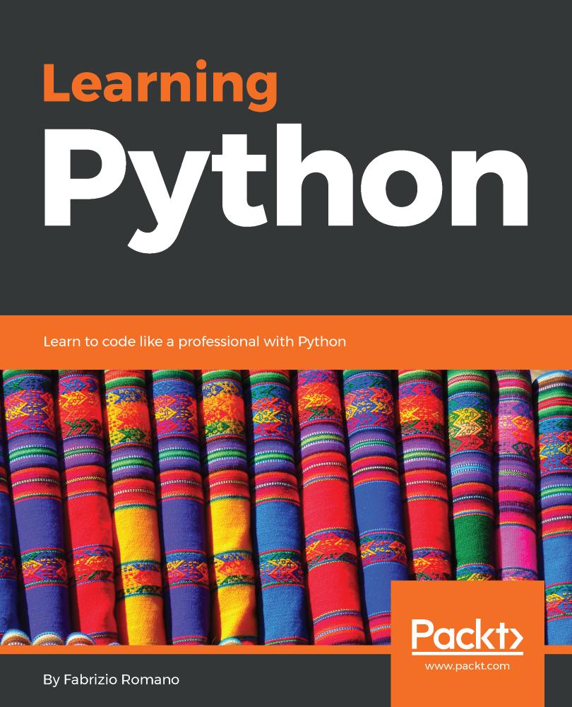 [eBook] Aprendiendo Python