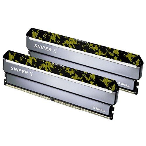 G.Skill Sniper X 16GB DDR4-3600 C19 Kit Camouflage (F4-3600C19D-16GSXKB)