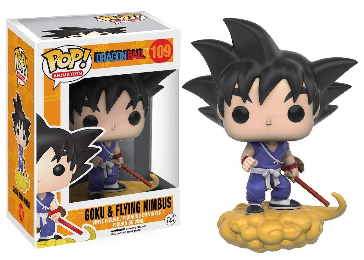 Figura  Pop Dragon Ball Goku Nimbus