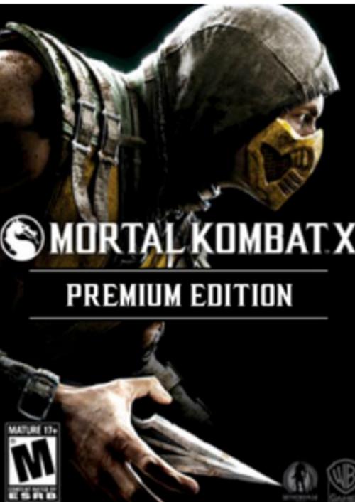 Mortal Kombat X Premium Edition para PC (Steam)