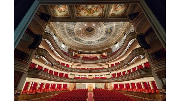 Las Palmas de Gran Canaria: Visitas guiadas gratuitas al Teatro Pérez Galdós
