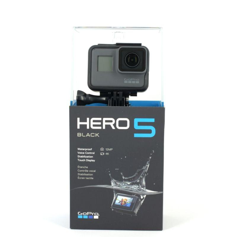 GoPro Hero5 Black 4K [Mínimo]