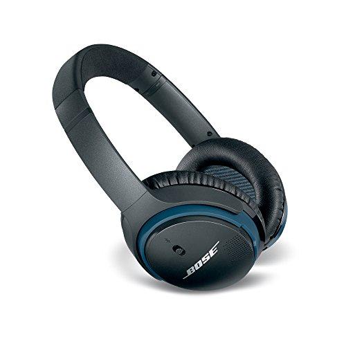 Bose SoundLink II - Auriculares supraurales Bluetooth (con micrófono, control remoto integrado)