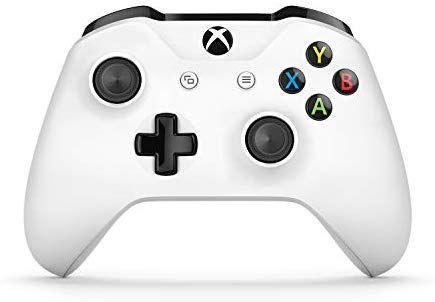 Mando Xbox blanco + Código Gears of War 4