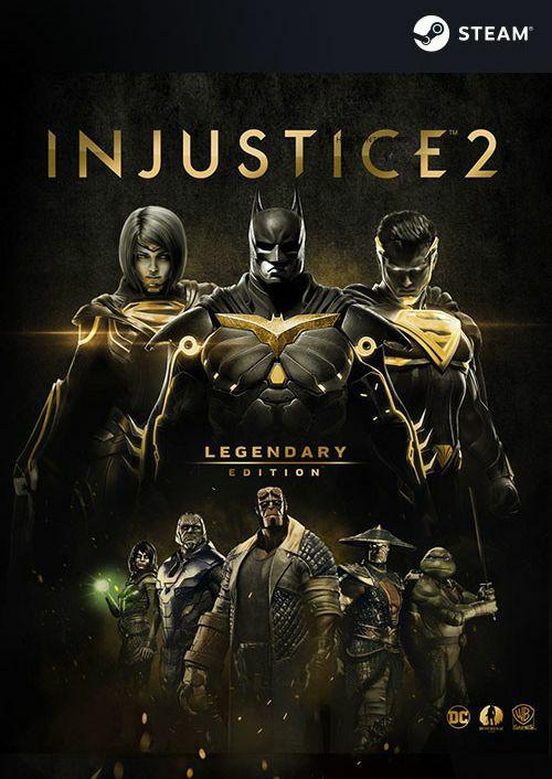 Injustice 2: Legendary Edition PC