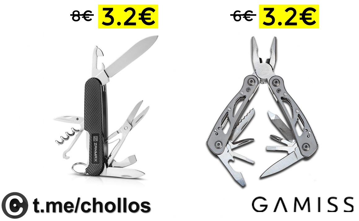 Multiherramienta Zanmax a 3€