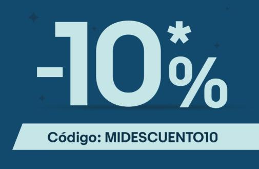 10% EXTRA en eBay (cuentas seleccionadas)