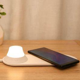 Cargador inalambrico + lamparita led - Xiaomi