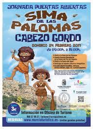 Puertas Abiertas al Yacimiento Sima de las Palomas en Murcia