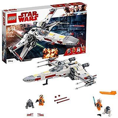 Lego Star Wars 75218: Caza estelar X-Wing