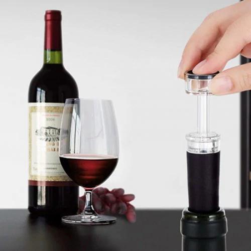 Tapon de vacio para vino