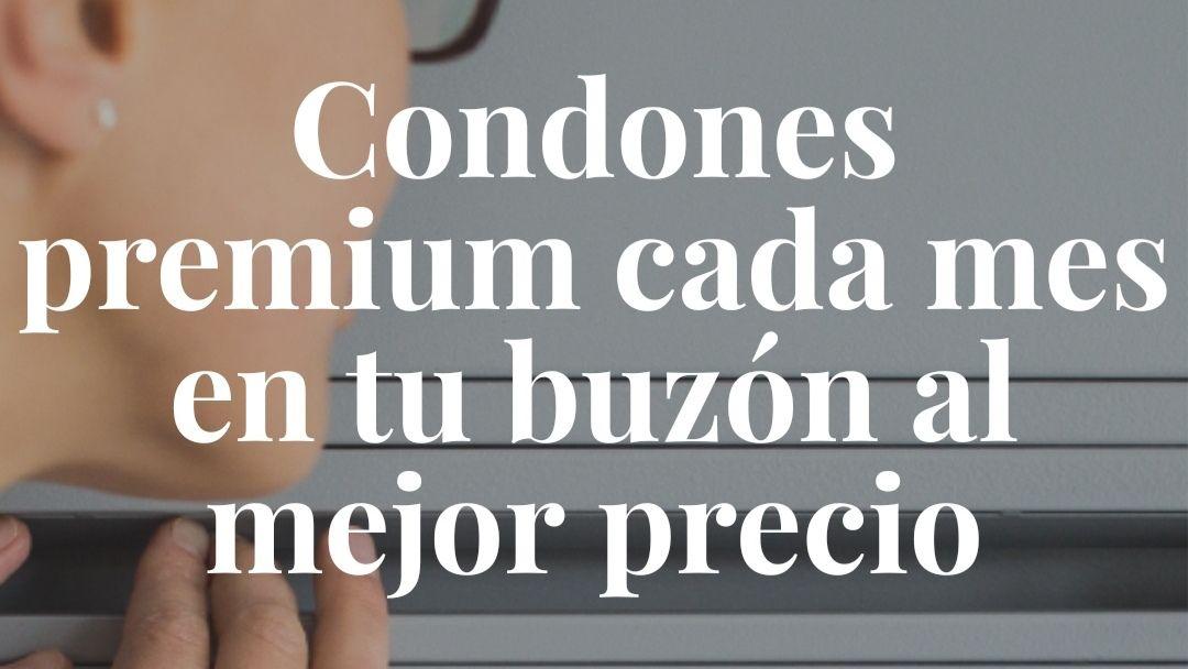 Condones gratis