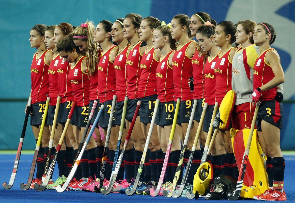 Murcia Entrada gratis 4 partidos Selección Española de Hockey Hierba Femenino