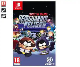 South Park Retaguardia en Peligro Switch a 20,88€ en Alcampo Castellón