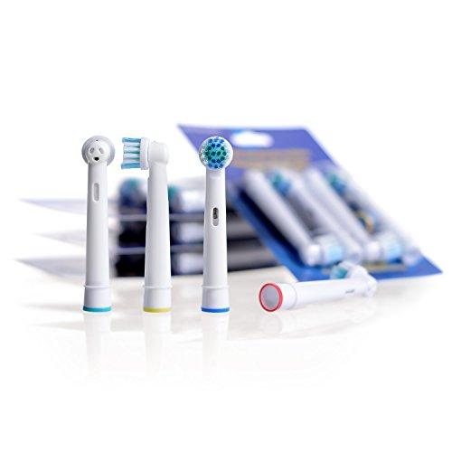 20 uds de cabezales para cepillos de dientes E-Cron®