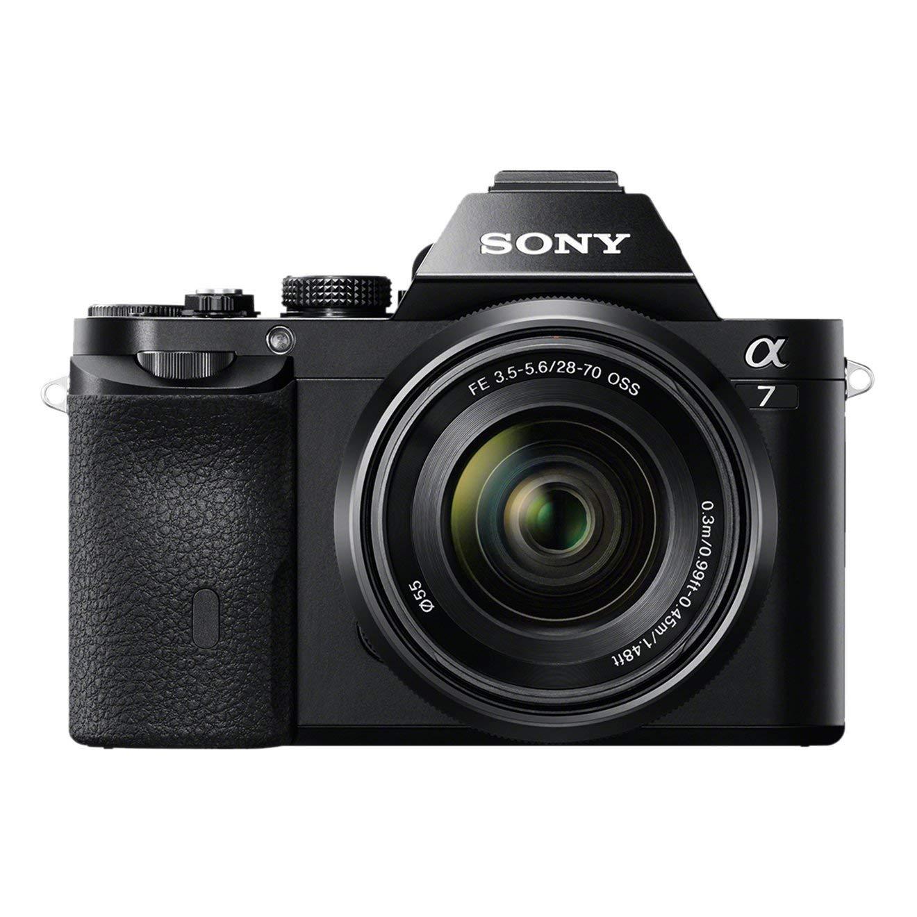 Sony Alpha 7K Kit Camara de Fotos Digital Mirrorless Full-Frame