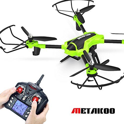 ¡ Solo hasta mañana! Dron de iniciación Metakoo Q323