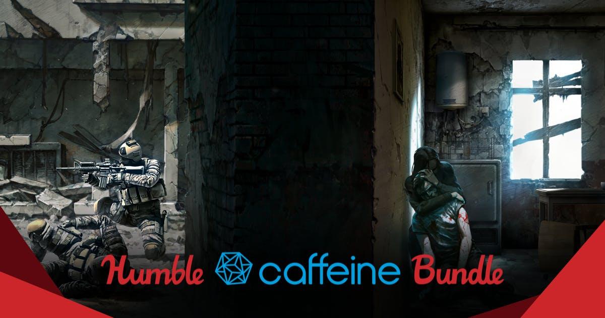 HumbleBundle de Caffeine