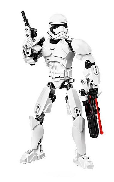 Figura Star Wars 20CM ABS solo 3.19€