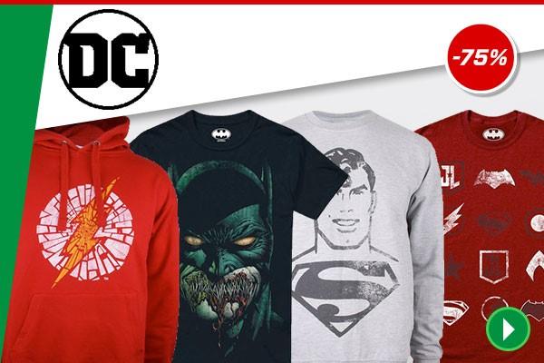 Merchandising DC de oferta