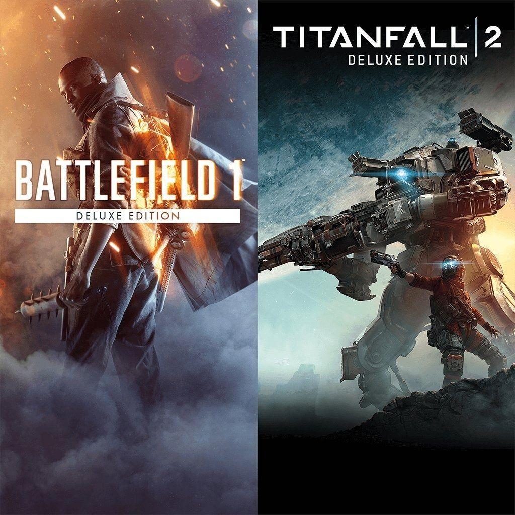 Colección Battlefield™ 1 - Titanfall™ 2 Ultimate A 12 €! En la store de PS4