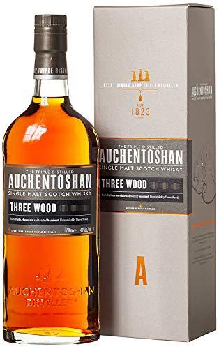 Auchentoshan Three Wood Whisky Single Malt- 700 ml