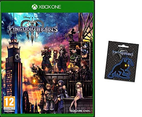 Kingdom Hearts 3 + Llavero